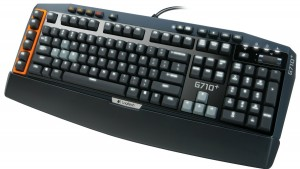logitech g710 mechanical gaming keyboard