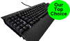 corsair vengeance k95 gaming keyboard top choice