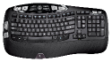 logitech k350 best ergonomic keyboard table