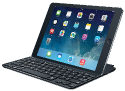logitech ultrathin best iPad keyboard table